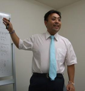 去年の講師